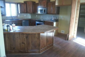 Photo #4: Bartley Custom Wood Products. Custom Kitchen Cabinets and Furniture