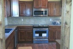 Photo #2: Bartley Custom Wood Products. Custom Kitchen Cabinets and Furniture