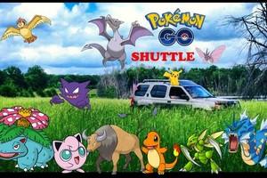 Photo #1: Pokemon GO Shuttle!