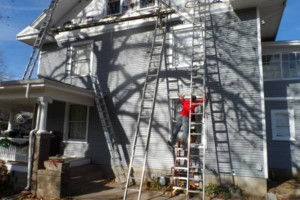 Photo #3: WRIGHTWAY SIDING - ROOFING AND SEAMLESS GUTTERING