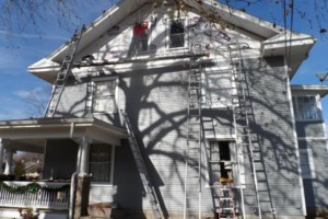 Photo #2: WRIGHTWAY SIDING - ROOFING AND SEAMLESS GUTTERING