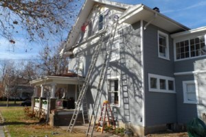 Photo #1: WRIGHTWAY SIDING - ROOFING AND SEAMLESS GUTTERING