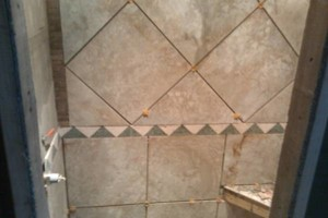 Photo #19: Precision Building Services - PAINTING/DRYWALL/TILE/DECKS!!!