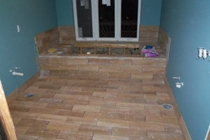 Photo #11: Precision Building Services - PAINTING/DRYWALL/TILE/DECKS!!!