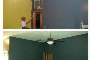 Photo #13: $89.00 One Room Paint by Repaint Springfield