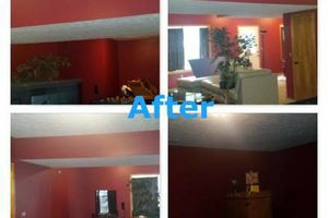 Photo #9: $89.00 One Room Paint by Repaint Springfield