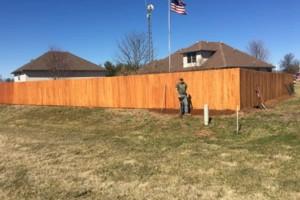 Photo #14: Quality fence by Wayne Goodall