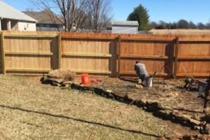 Photo #13: Quality fence by Wayne Goodall