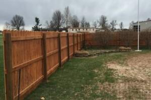 Photo #11: Quality fence by Wayne Goodall