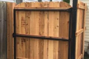 Photo #2: Quality fence by Wayne Goodall