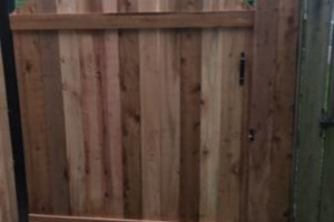 Photo #1: Quality fence by Wayne Goodall