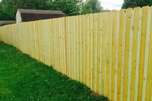 Photo #4: Wood Fence. Fair competitive price!