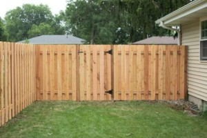 Photo #2: Wood Fence. Fair competitive price!