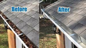Photo #1: GUTTER CLEANING. Professional and Affordable