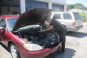 Photo #1: GABY'S AUTO REPAIR (the most reliable and honest mechanic around)