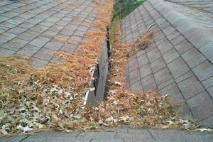 Photo #1: COURTEOUS PROFESSIONAL GUTTER CLEANING