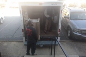 Photo #2: Affordable movers / we accept furniture donations