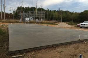 Photo #2: Concrete specialties - Stained concrete/Retaining walls/Driveways