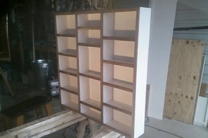 Photo #19: Can Do It Carpentry! Fire Place Mantles