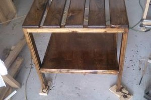 Photo #14: Can Do It Carpentry! Fire Place Mantles