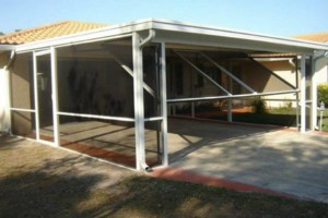 Photo #11: Screen Enclosures - patio, deck, carport etc