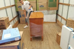 Photo #1: Just Movers/ Professional Moving Company