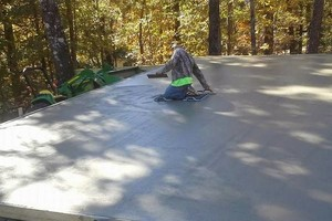 Photo #3: Concrete Cement Driveways, slabs, sidewalks, new/ crack repair