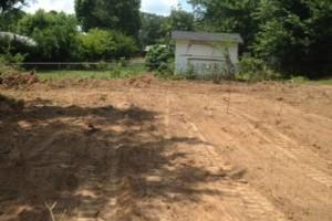 Photo #5: Excavator, Backhoe & Brush hog