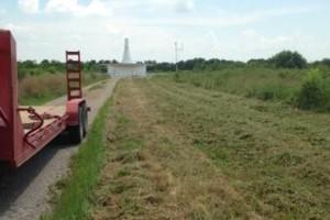 Photo #4: Excavator, Backhoe & Brush hog