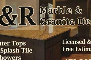 Photo #17: Marble & granite