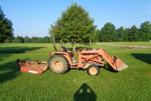 Photo #5: Brushbusters Tractor Service - Trees Down