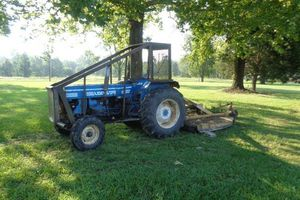 Photo #3: Brushbusters Tractor Service - Trees Down