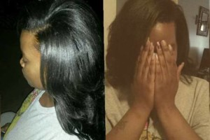 Photo #14: Sew-ins/quickweaves/ crochet braids!