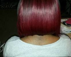 Photo #1: Sew-ins/quickweaves/ crochet braids!