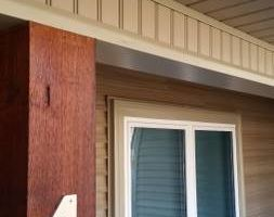 Photo #4: SIDING & SEAMLESS GUTTERING