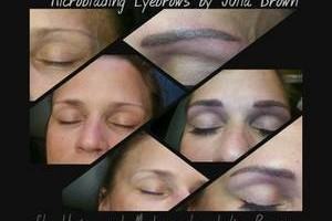 Photo #6: Permanent Great Looks. Microblading Eyebrows