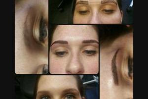 Photo #5: Permanent Great Looks. Microblading Eyebrows