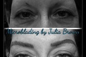 Photo #3: Permanent Great Looks. Microblading Eyebrows