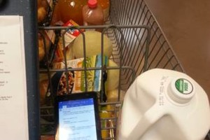 Photo #1: Grocery Delivery Services $4.99. On The Run