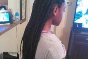 Photo #8: $75 Medium/Large Box braids! Available now!
