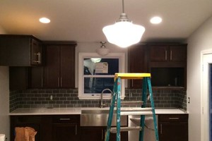 Photo #6: Need an a Electrician? Call Mitch!