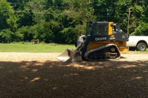 Photo #6: SITE PREP, LAND CLEARING, FOOTINGS, DRIVEWAYS ETC.