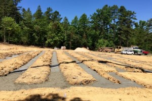 Photo #1: SITE PREP, LAND CLEARING, FOOTINGS, DRIVEWAYS ETC.