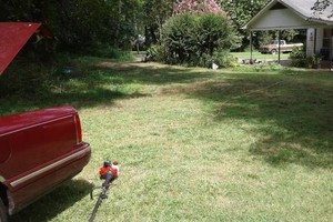 Photo #8: Terrance's lawn services - $25 and up!