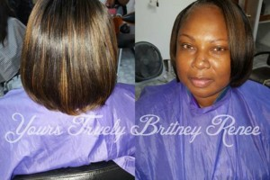 Photo #3: ALL SUMMER LONG! $60 Sew-in by Britney Renee