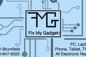 Photo #1: Need your electrics repaired?  TV, phone, tablet. Fix My Gadgetz