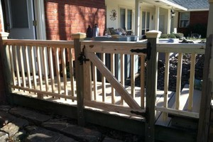 Photo #19: Fences, Gates, Decks