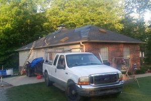 Photo #4: VILLEDA ROOFING. GOOD REFERENSES!