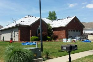 Photo #3: VILLEDA ROOFING. GOOD REFERENSES!