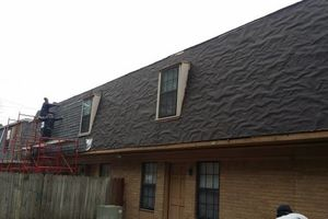 Photo #1: VILLEDA ROOFING. GOOD REFERENSES!
